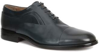Bruno Magli Sassiolo Leather Cap Toe Oxfords