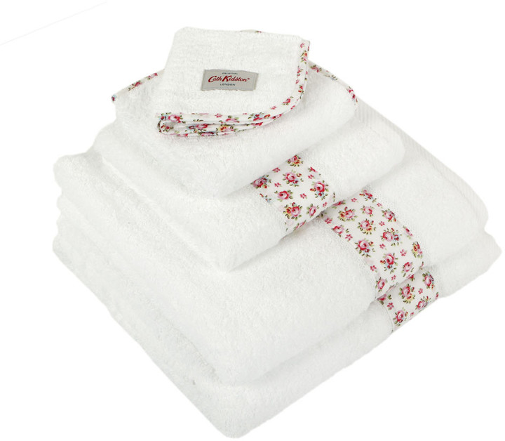 Hampton Rose Towel - Bath Sheet - 100x150cm