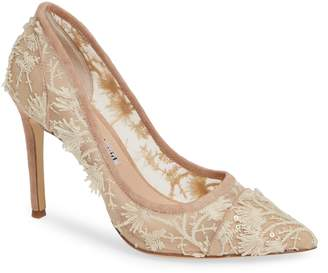 Charles David Chaser Embellished Pump