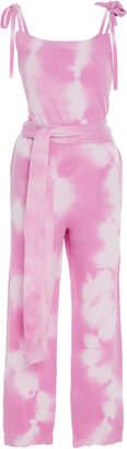 LoveShackFancy Nala Tie Dye jumpsuit