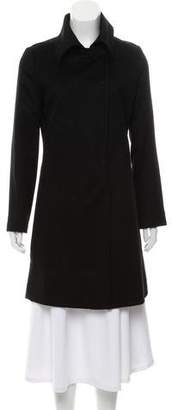 Kiton Cashmere Knee-Length Coat