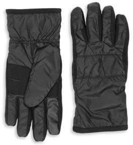 Isotoner Sleekheat SmarTouch Nylon Gloves with Smartdri Warm-touch Lining
