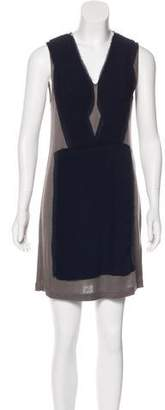 3.1 Phillip Lim Plissé Shift Dress