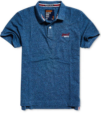 Superdry Men Classic Pique Polo