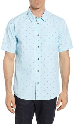 Quiksilver Waterman Collection Trailblazed Regular Fit Performance Sport Shirt