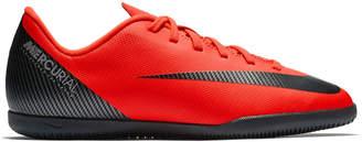 Nike Mercurial Vaporx 12 Club CR7 Junior Indoor Soccer Shoes