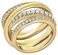 SwarovskiSwarovski Swarovski Crystal Stackable Ring