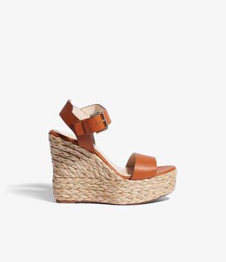Karen Millen Espadrille Wedged Sandals