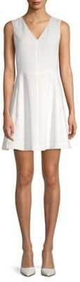 Vince Fit & Flare Dress