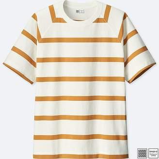 Uniqlo Men's U Striped Short-sleeve T-Shirt