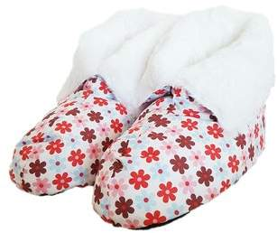 Pillow Boots Feather Boots - Flower