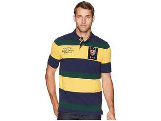 Polo Ralph Lauren Custom Fit Mesh Polo Men's Clothing