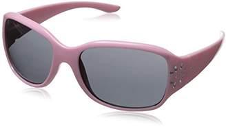Foster Grant Girls Elizabeth Rectangular Sunglasses
