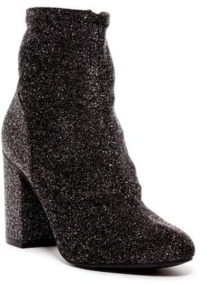 Kenneth Cole Reaction Time For Fun Metallic Stretch Bootie