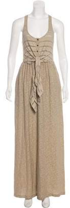 Opening Ceremony Maxi Sleeveless Dress