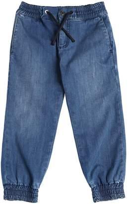 Dolce & Gabbana Lightweight Cotton Blend Denim Jeans