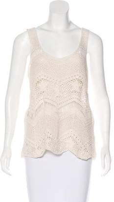Gryphon Sleeveless Crochet Top