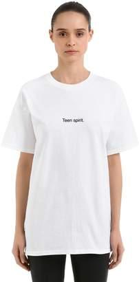 Teen Spirit Cotton Jersey T-Shirt