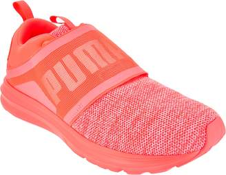 fcfcd85c64f2 Puma Knit Lace-up Sneakers - Enzo Strap Knit