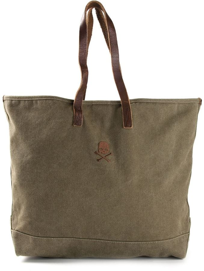 Hydrogen tote bag