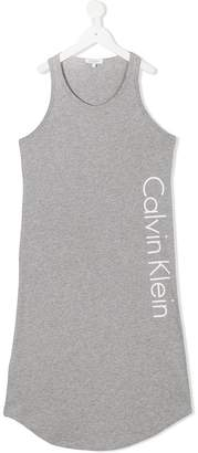 Calvin Klein Kids long tank dress
