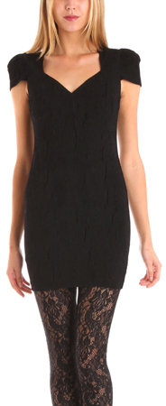 Kova & T Raven Dress in Black SHOPSTYLE 2011 CLEARANCE