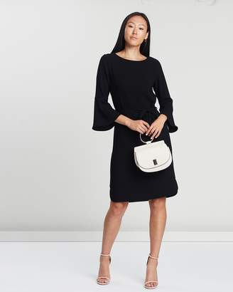 Ida Bell Sleeve Dress