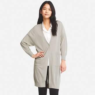 Uniqlo WOMEN UV Cut Dolman Sleeve Long Cardigan