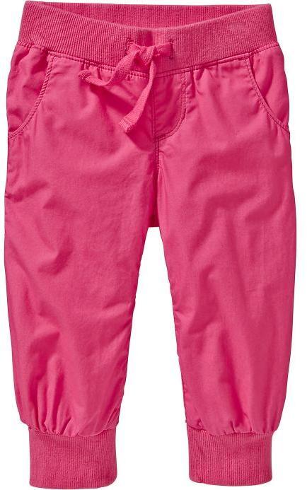 T&G Poplin Active Pants for Baby