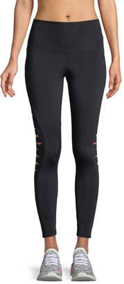 Onzie Harley Slit-Side Performance Leggings