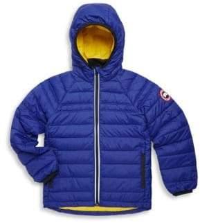 Canada Goose Boy's Youth Sherwood Down Puffer Jacket