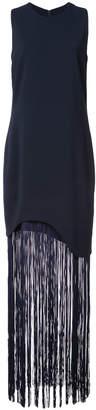 Nomia curve fringe dress