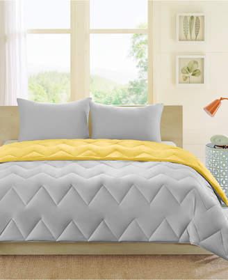 Intelligent Design Trixie Reversible 3-Pc. Full/Queen Comforter Set Bedding