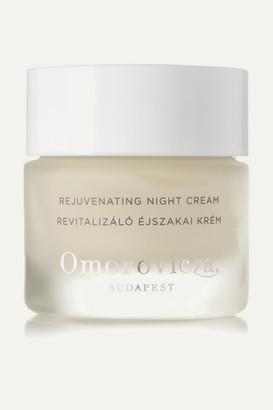 Omorovicza Rejuvenating Night Cream, 50ml - Colorless