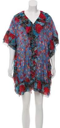 See by Chloe Ruffled Mini Dress w/ Tags
