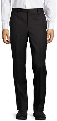Saks Fifth Avenue Italian Structured Wool Pant