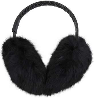 Moncler Black Rabbit Hair accessories