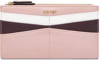 Nine West Slim Card Wallet With Slots