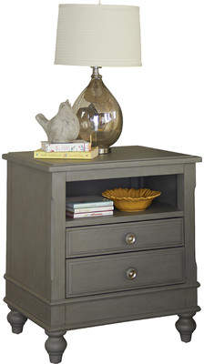 Harriet Bee Javin 2 Drawer Nightstand