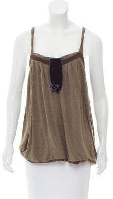 Marc Jacobs Layered Sleeveless Top