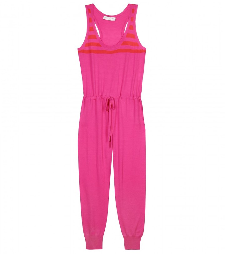Stella McCartney KNIT JUMPSUIT