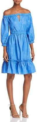 Milly Amanda Off-the-Shoulder Dress