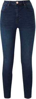 Next Womens Simply Be Curve Chloe Skinny Jeans Regular Length