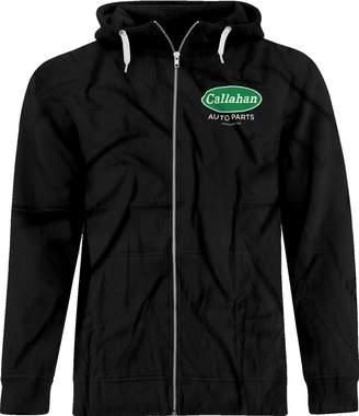 Callahan BSW Unisex Auto Parts Tommy Boy Crest Zip Hoodie XL