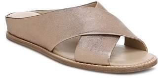 b56bdddcf78 Vince Women s Fairley Leather Slide Sandals