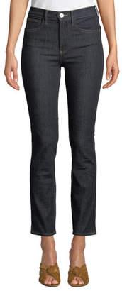 3x1 Stevie Straight-Leg Ankle Jeans