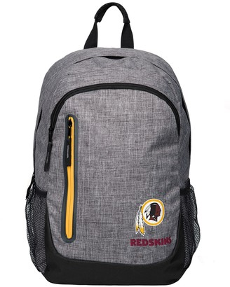 Redskins Forever Collectibles Washington Team Logo Backpack