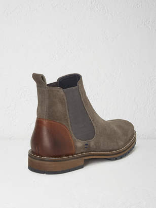 White Stuff Chelsea Suede Boot
