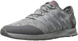 Under Armour Women's Charged All-Around Neutral Sneaker Rhino Gray (076)/Steel 7
