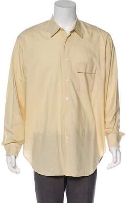 Giorgio Armani Striped Dress Shirt